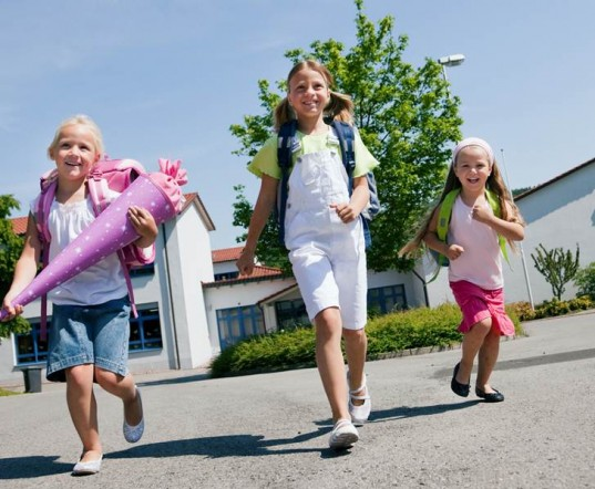 fight carbon, reduce traffic, walking to school, healthy kids, happy kids, walk to school, walking school bus