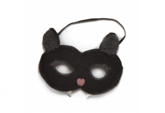 oeuf mask, cat mask, halloween costume