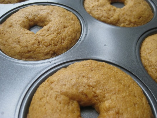 kid friendly, baked donuts, seasonal pumpkin donuts, vegan donuts, gluten-free donuts,