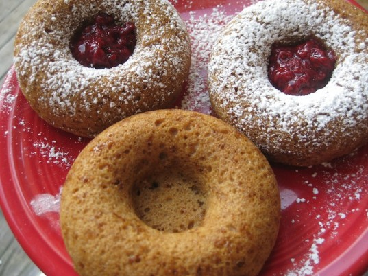 vegan and gluten-free donuts, green hanukkah, hanukkah recipe, vegan recipe