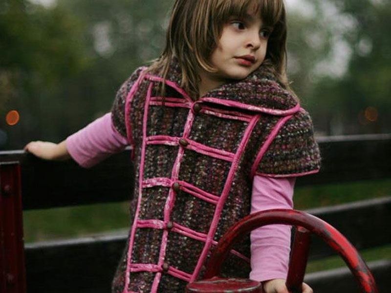 7770c9d1df2 Scrappy Kids Clothing Is Made Using 100% Recycled Materials