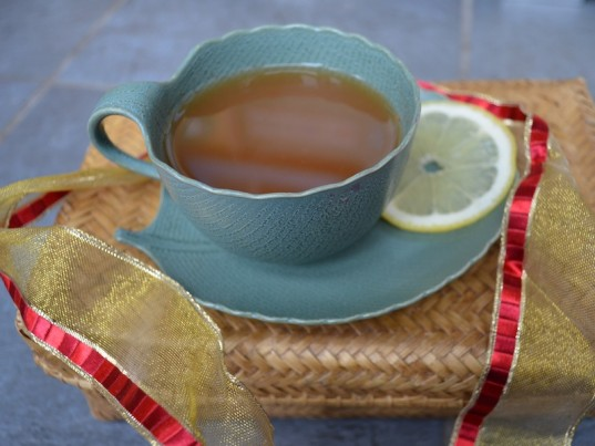 Russian fruit tea, healthier holiday drinks, recipe, health & body