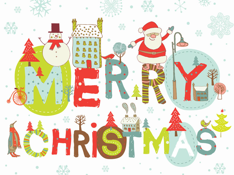 merry christmas to from