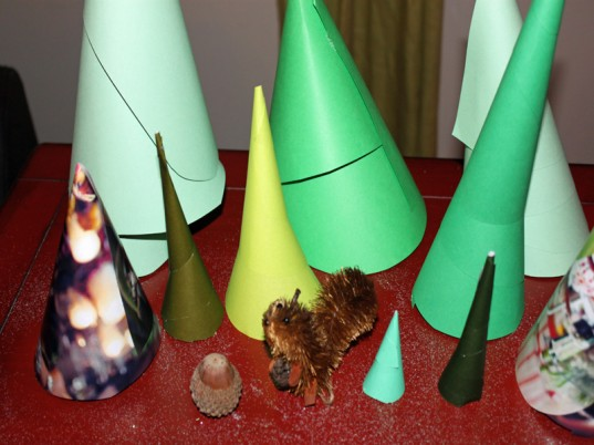 green kids, eco kids, green holidays, eco holidays, diy crafts, kids crafts, holiday crafts for kids, how to, sustainable design for kids, jennie lyon