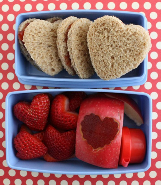 7 healthy foods you can make into cute heart shapes for your kids, Ideas