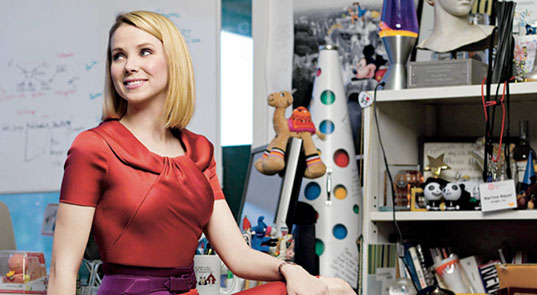 marissa mayer, Yahoo!, Yahoo! work from home ban, telecommuting, working moms, working parents, Yahoo! bans telecommuting