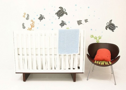 wall decals, green decor, kids rooms, eco-friendly decor