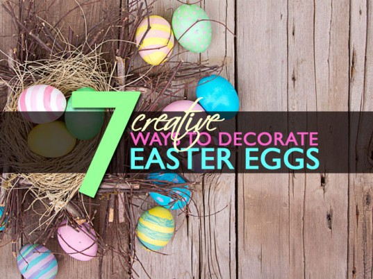 7 Unique and Eco-Friendly Ways to Decorate Easter Eggs ...