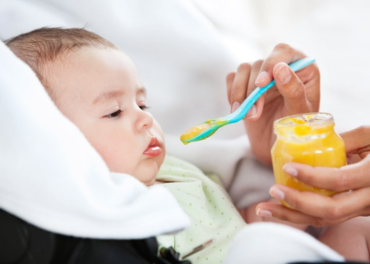 Cdc Reports That Infants Are Being Fed Solid Food Too Soon Inhabitots