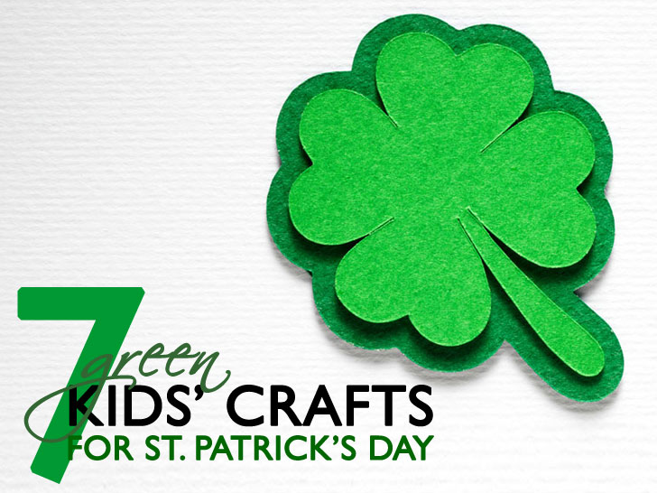 St Patricks Day Crafts Part - 17: 7 Green St. Patricku0027s Day Crafts For Kids