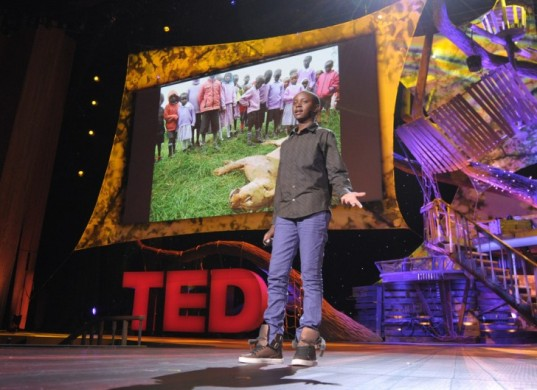 Richard-Turere, boy invents system to protect livestock, kids helping the planet