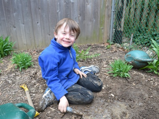 gardening, how-to, green kids, green family