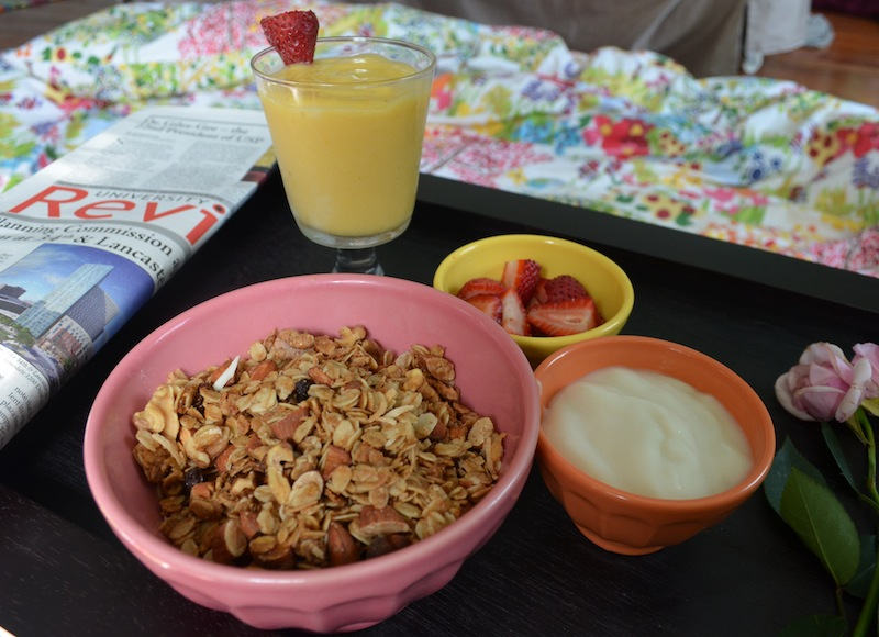 Nuts And Bananas For Mom Make Your Mom This Easy And