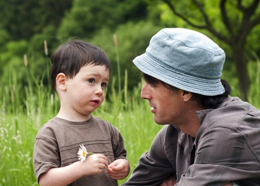 talking with babies, education, parenting, importance of talk