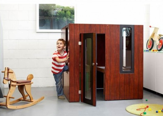eco playhouse, SmartPlayhouse, birch playhouse, Eco-Friendly Custom Playsets, wooden play house