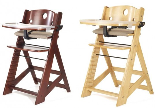 Eco High Chair Green Sustainable