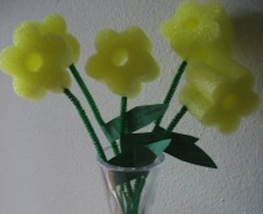 diy green projects, diy kid crafts, green, kid friendly, recycled pool noodles, recycled toys, upcycle pool noodles