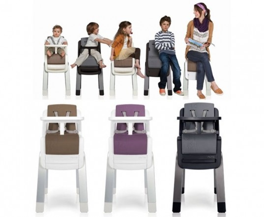 5 Eco Friendly High Chairs For Your Munching Baby