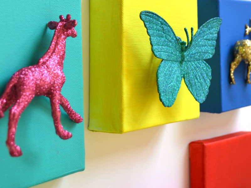 7 Green Crafts That Are Perfect For Playdates Inhabitots