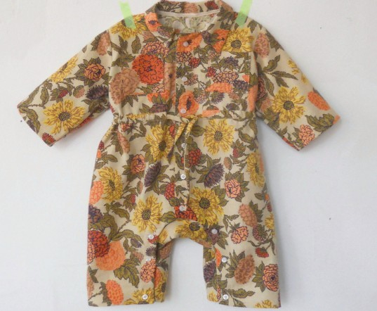 Wolfechild Children S Clothing Is Handmade In Brooklyn Using Natural