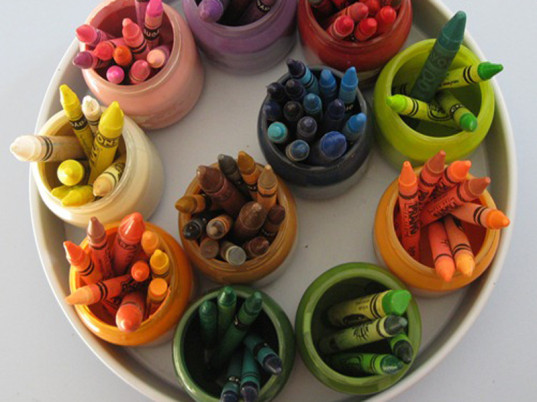 green baby, eco projects, diy projects, recycled projects, baby food jar projects, jennie lyon, how to
