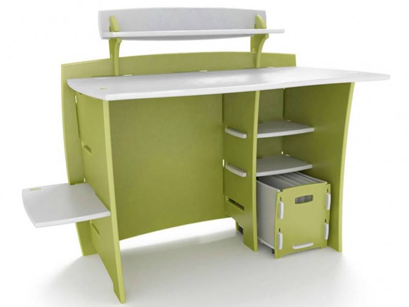 6 Eco Friendly Kid S Desks For Back To School All Under 300 Inhabitots