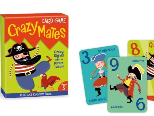 Crazy Mates eco cards