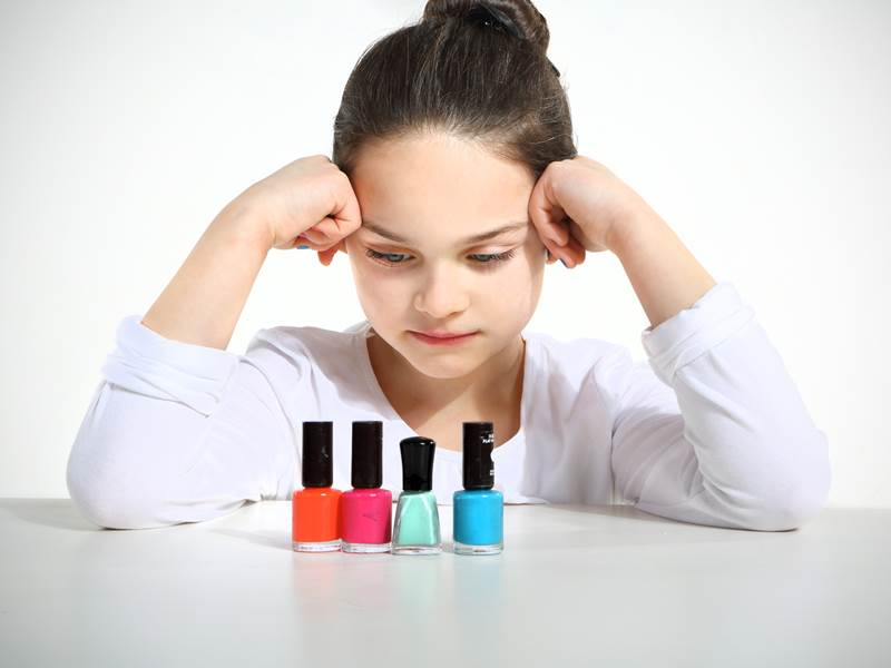Organic Makeup For Kids Magnificent GUIDE Indulge Your Child's Love Of Makeup Sans Chemicals Toxins