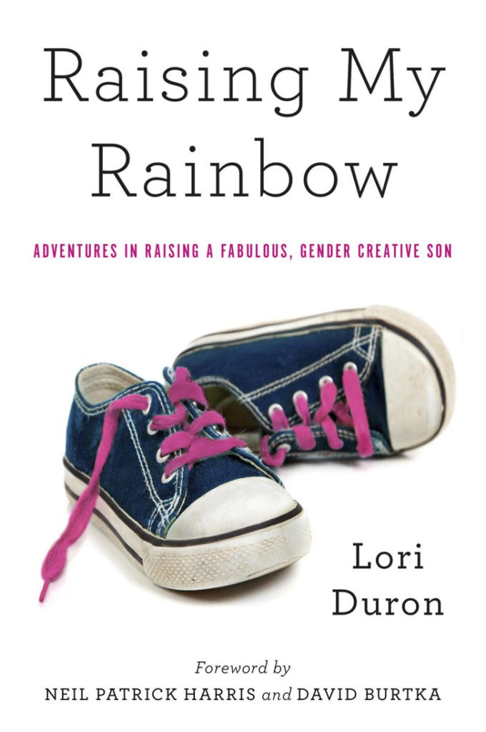Mom Writes Book 'Raising My Rainbow' About Bringing Up Her Gender-Creative Son