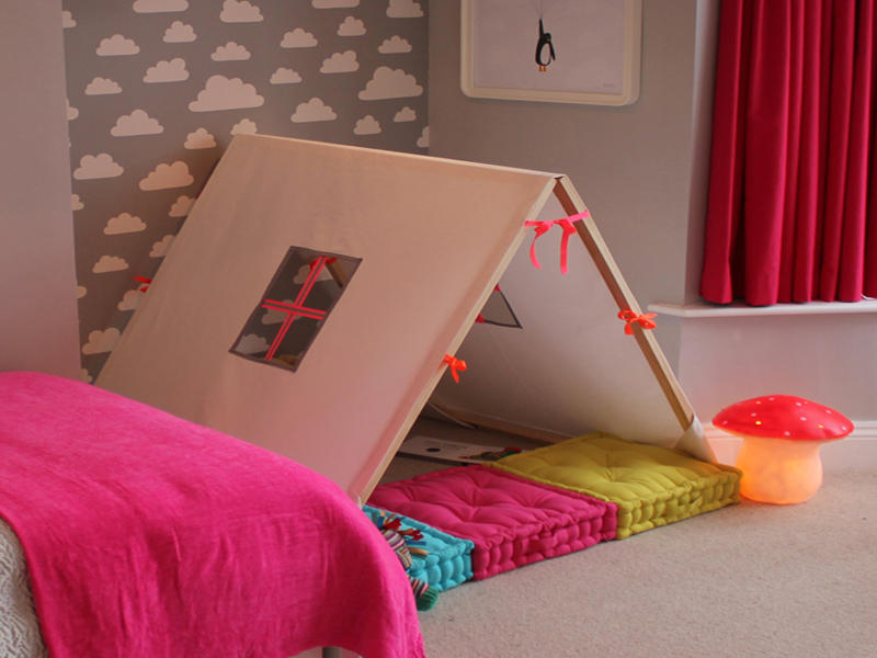 Kids indoor fort ideas images for Play fort ideas