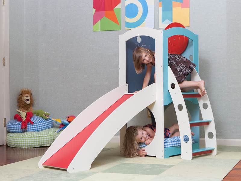 Rhapsody Solo indoor play structure | Inhabitots