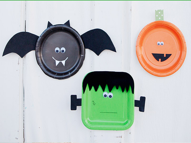 10 Eco Friendly Halloween Crafts For Green Kids Inhabitots