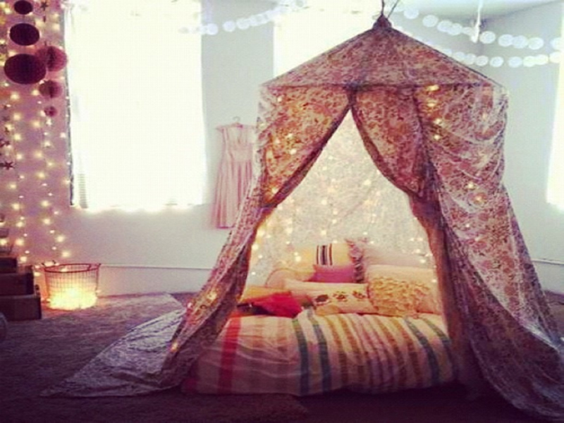 Kid Indoor Fort Ideas
