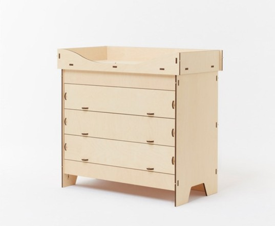 Modern Furniture Kids plyroom's modern eco-kids furniture collection offers timeless