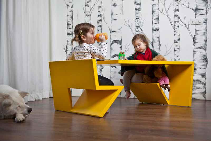 High Quality So Much Of Childrenu0027s Furniture Is Flimsy, Cartoonish, And All Too Often  Discarded Once Kids Have Outgrown It. Designer Thomas Laurens Believes That  A Key ...