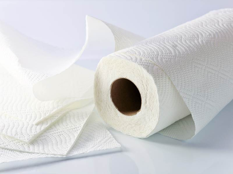 Paper Towel. Why your family should quit using paper towels immediately  Inhabitots