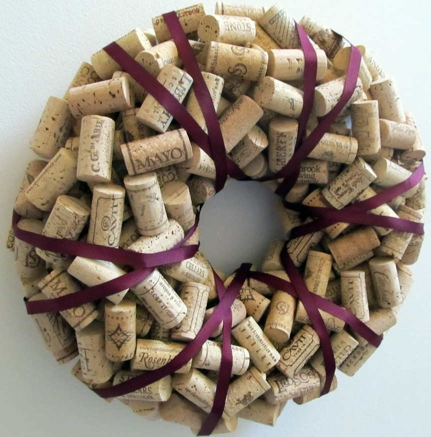 7 Recycled Wreaths You Can Make With Your Children