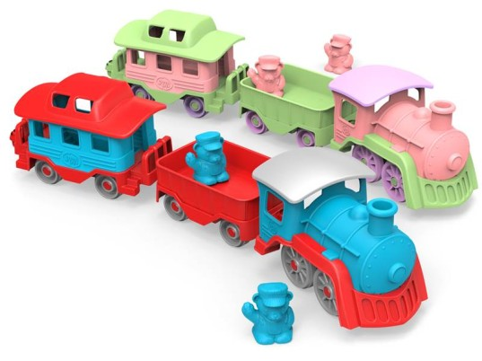 eco friendly train set, eco toy, eco-friendly stovetop, green kids, green toys, green toys for kids, eco push toys, green push toys, green baby toys, green toys, green helicopter,