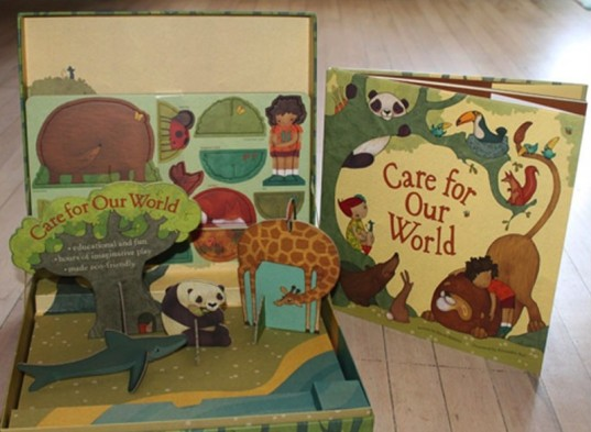 care for our world, books, reading, parenting