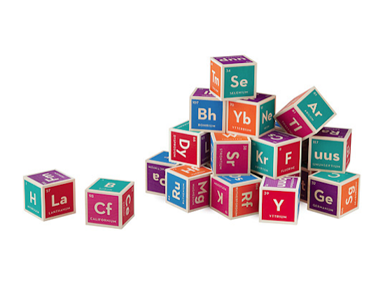 Periodic table building blocks are a breath of fresh oxygen eco play urtaz Images