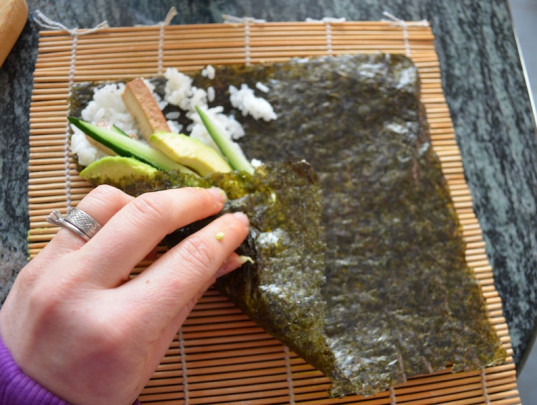 handrolls, sushi recipe, food, recipe