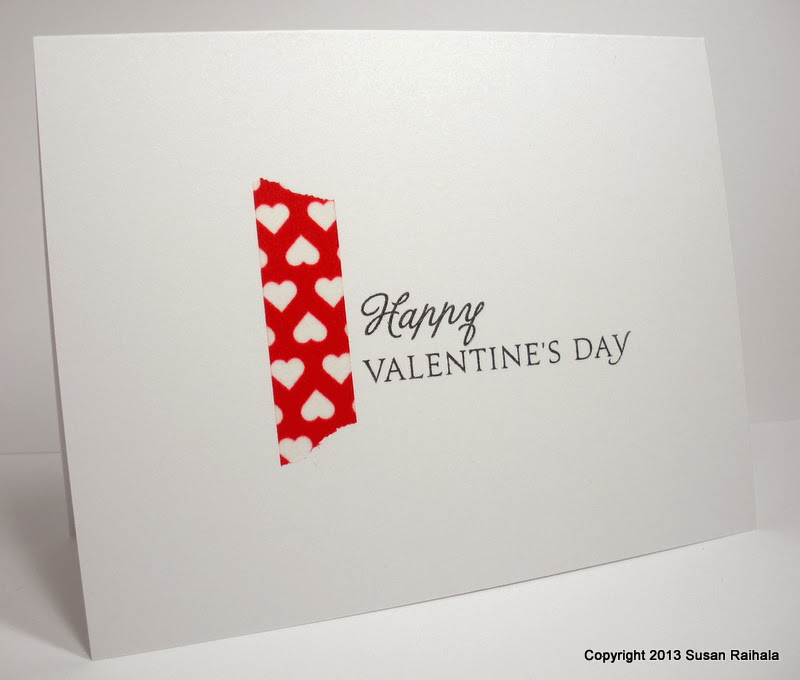7 Green Valentines Day Card Ideas You Can Make in Bulk for Your – Simple Valentines Day Cards