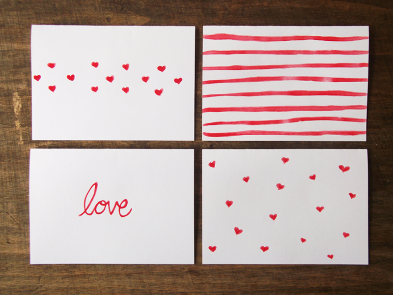 7 DIY Valentines that are easy to make in bulk for your childs – Bulk Valentine Cards