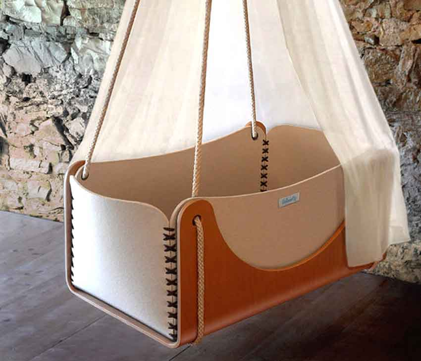 choosing the perfect crib for your baby can be a challenge given all of the options now available from hammocks and co sleepers to cribs galore  woodly crafts gorgeous cradles  u0026 montessori floor beds for green      rh   inhabitat