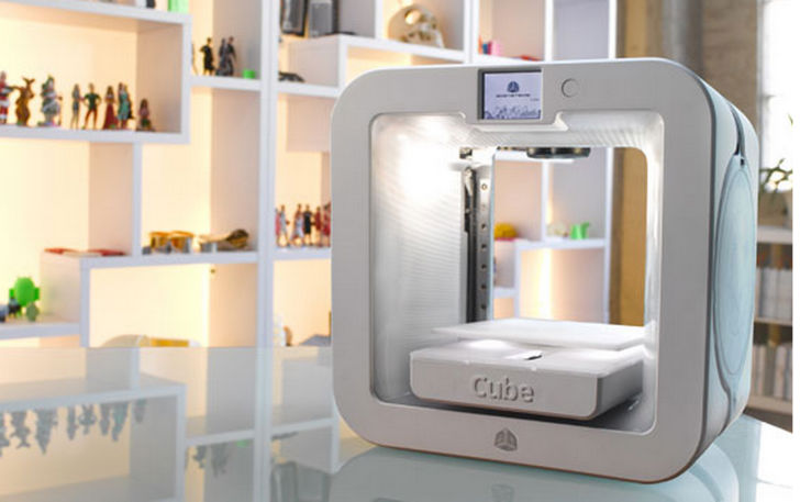 Hasbro Teams Up with 3D Systems So Kids Can Start 3D Printing Their Toys