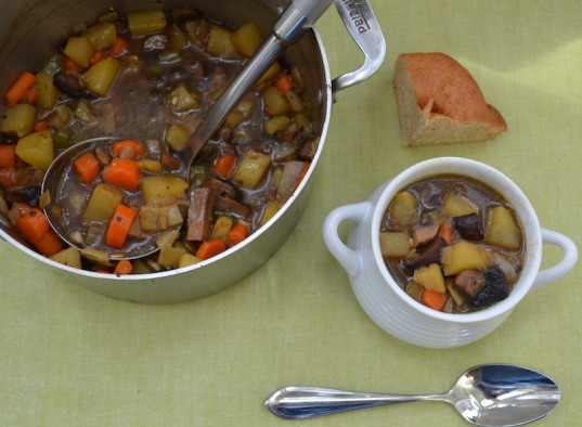 vegan recipe, food, recipe Irish stew