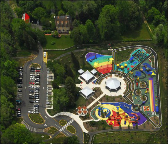 unusual playgrounds, CLEMYJONTRI PARK, international playgrounds, playgrounds around the world, best playgrounds, top playground, playgrounds in Virginia,