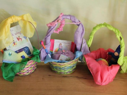 6 green alternatives to plastic easter basket grass filler related 13 eco friendly easter crafts for kids negle Gallery