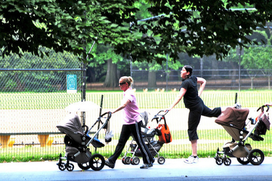stroller walk, getting in shape as a busy parent, jogging stroller, walking, running, fitness