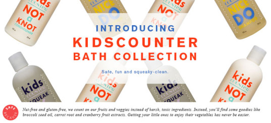 kidscounter, nontoxic bath, nontoxic kids shampoo, nontoxic kids body wash, nontoxic kids conditioner, beauty counter, safe bath products for kids, eco kids, green kids, green baby